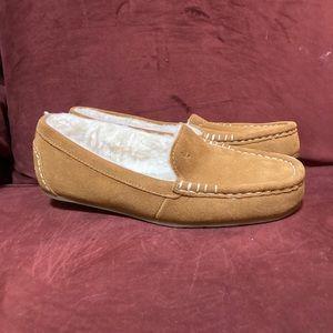 NWOT Koolaburra by UGG Lezly slippers in chestnut